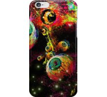 Pineal Field- Pollination iPhone Case/Skin