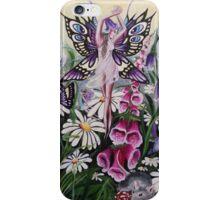 Meadow fairy  iPhone Case/Skin