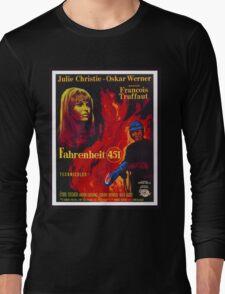 Fahrenheit 451 Long Sleeve T-Shirt