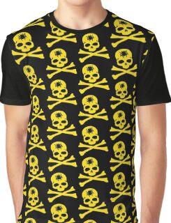Halloween skeleton Graphic T-Shirt