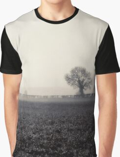 Ghosts in the Landscape Graphic T-Shirt