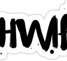 Schwifty | Get Schwifty | RICK AND MORTY (pocket sized) Sticker