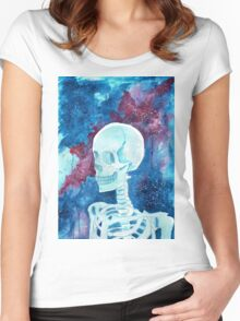 Numb Women's Fitted Scoop T-Shirt