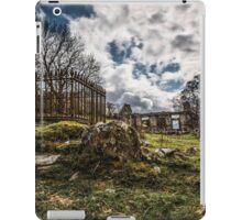 Ardda Abandoned Chapel  iPad Case/Skin