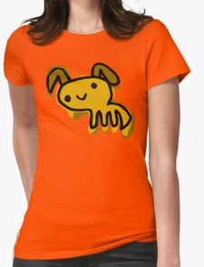 Super Happy Dog Womens Fitted T-Shirt