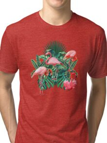 tropical mood  Tri-blend T-Shirt