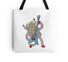 Robot Rock! Tote Bag