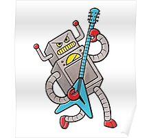 Robot Rock! Poster