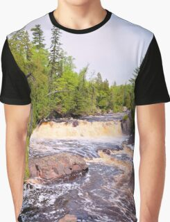 Two Step Falls 2 Graphic T-Shirt