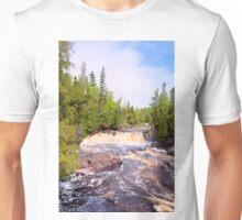 Two Step Falls 2 Unisex T-Shirt