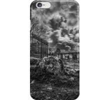 The Abandoned Chapel  iPhone Case/Skin