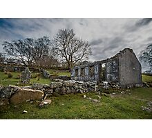 Abandoned Chapel near Trefriw  Photographic Print