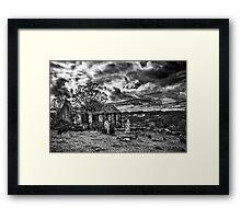 Ardda Chapel  Framed Print