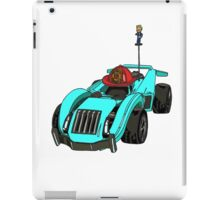 Rocket League Car 3 iPad Case/Skin