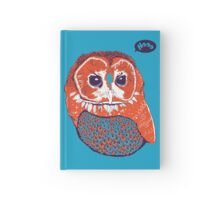 Hoo Hardcover Journal