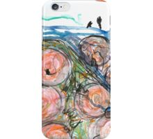 Watered Roses iPhone Case/Skin