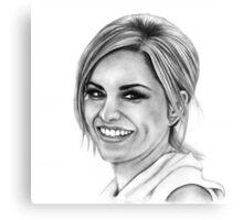 Cheryl Canvas Print
