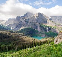 Grinnell Lake by Caleb Ward