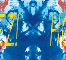 ALLEZ! HOPP! - Diptych Sticker