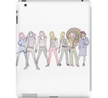 Strong Women Characters iPad Case/Skin