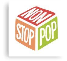 Non stop pop (Gta radio) Canvas Print