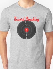 Record Breaking Unisex T-Shirt