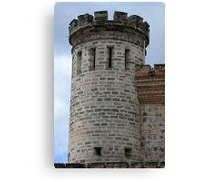 Stone Turret Canvas Print