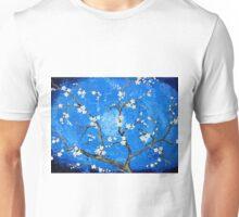 My salute to Van Gogh  Unisex T-Shirt