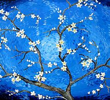 My salute to Van Gogh  by cathyjacobs