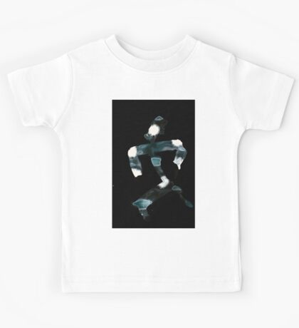 0097 - Brush and Ink - Now No Where Kids Tee