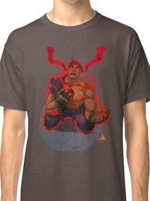 Evil Ryu Red Eyes Classic T-Shirt