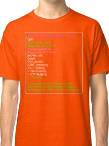 Technical Writer Armor Classic T-Shirt