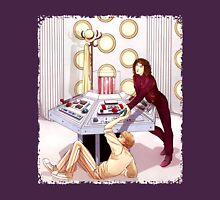 TARDIS Console Room Unisex T-Shirt
