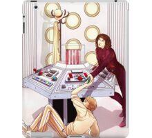 TARDIS Console Room iPad Case/Skin