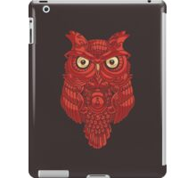 Clockwork Owl iPad Case/Skin