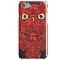 Clockwork Owl iPhone Case/Skin