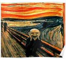Voldemort' scream Poster