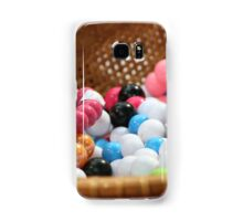 Gum balls? Naah Samsung Galaxy Case/Skin