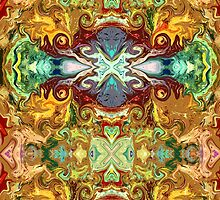 Abstract Design by Robin Monroe