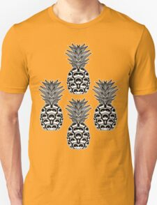 Pattern of Pineapples Unisex T-Shirt