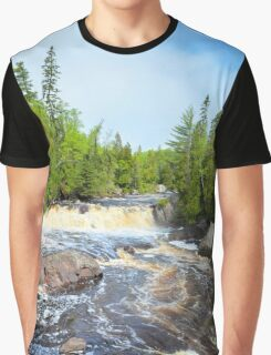 Two Step Falls 3 Graphic T-Shirt