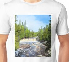 Two Step Falls 3 Unisex T-Shirt