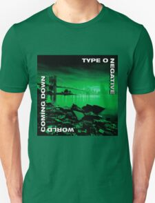 type o negative world coming down indo Unisex T-Shirt