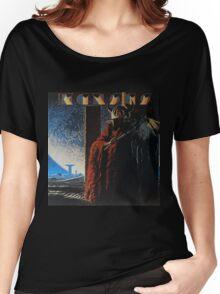 Kansas Band Album Concert Tour 12 Women's Relaxed Fit T-Shirt