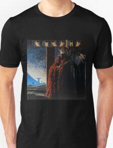 Kansas Band Album Concert Tour 12 Unisex T-Shirt