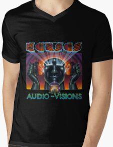 Kansas Band Album Concert Tour 14 Mens V-Neck T-Shirt