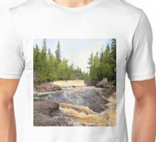 Two Step Falls 4 Unisex T-Shirt