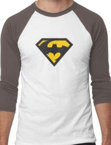 DCc Mash Up 2 Men's Baseball ¾ T-Shirt
