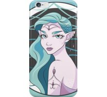Aquamarine Elf iPhone Case/Skin