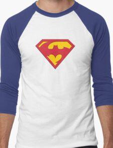 DCc Mash Up 3 Men's Baseball ¾ T-Shirt